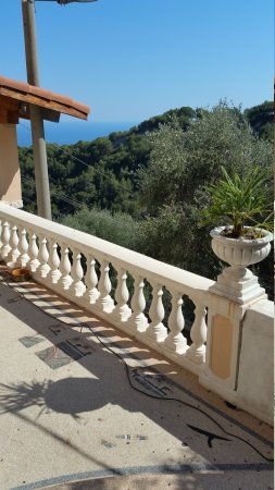 Mortola, Italy: Villa D'Arte