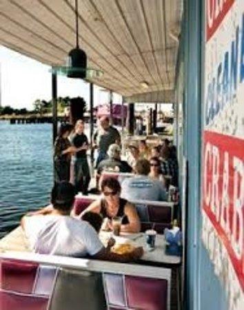 Peggy's on the Bayou south side Bridge City, Tx