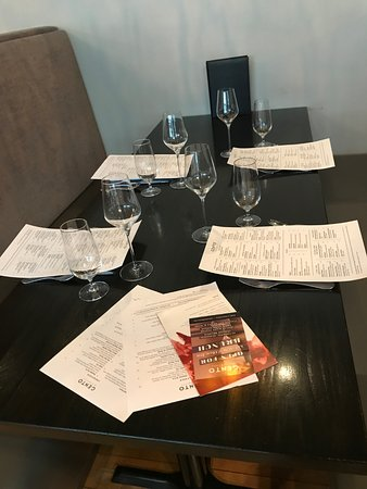 Nice Neat Table Setting Picture Of Cento Madison