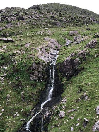 Kenmare, Irland: The waterfalls