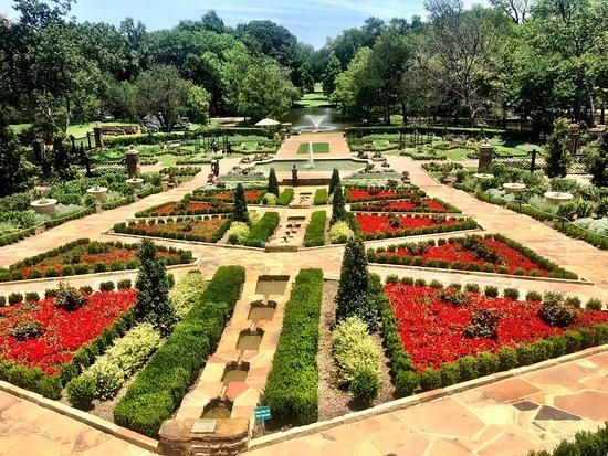 Picture Of Fort Worth Botanic Garden Fort Worth Tripadvisor