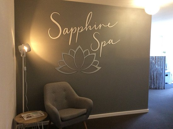 Tathra, Australia: Welcome to Spa Reception, take a seat and read over our spa menu