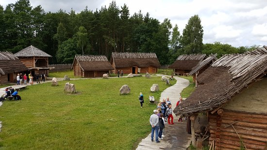 Osada Slowianska Slawutowo
