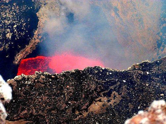 Masaya, Νικαράγουα: the crater