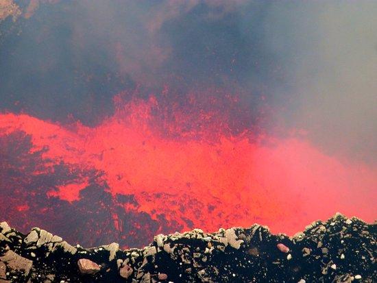 Masaya, Νικαράγουα: more lava