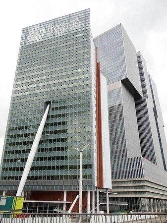 KPN Telecom Building / Toren op Zuid: the building