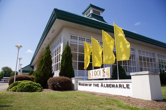 The Museum of the Albemarle in Elizabeth City
