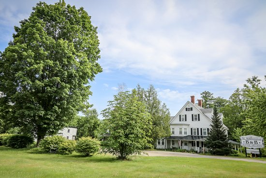 Shelburne, NH: View of the inn and surrounding property