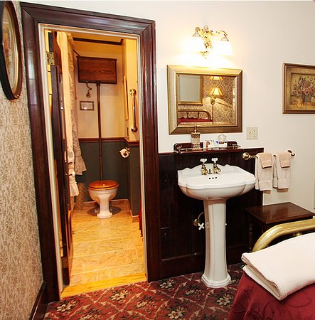 Jamestown, كاليفورنيا: Each room individually decorated to reflect the Old West history of this authentic historic hote