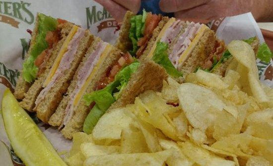 Matthews, NC: McAlister's Club