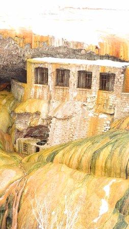Las Cuevas, Argentyna: muito interessante