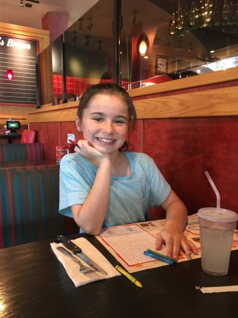 Mays Landing, NJ: Our granddaughter celebrating her 11th birthday!