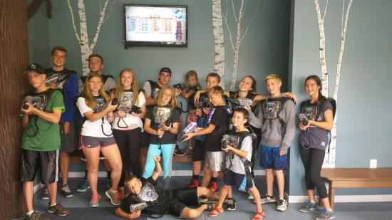 Eagle Falls Adventure Golf and Laser Tag