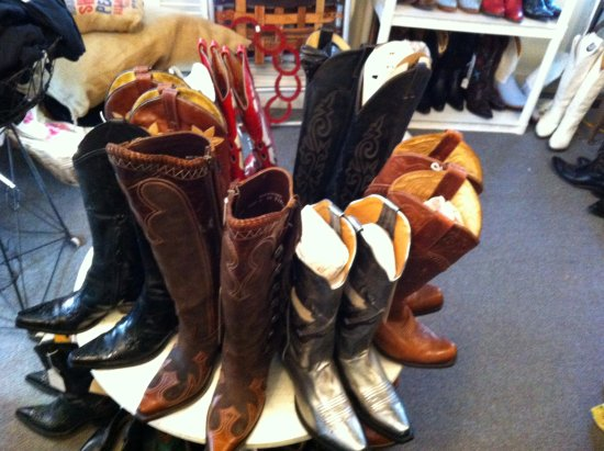 Hillsborough, NC: boots of all sizes
