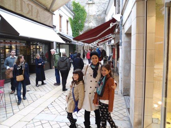 Saint Regle, Frankrike: Ruas de Amboise.