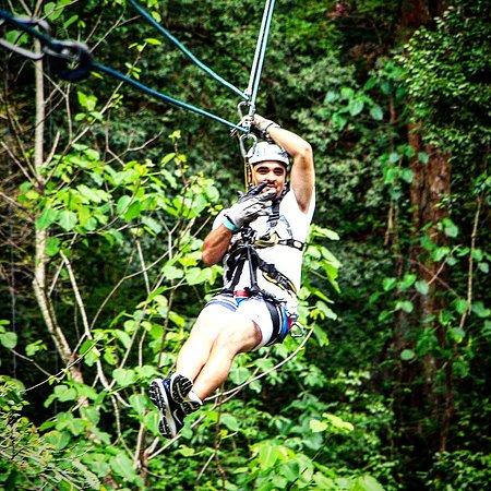 Extreme Zip Line Adventure