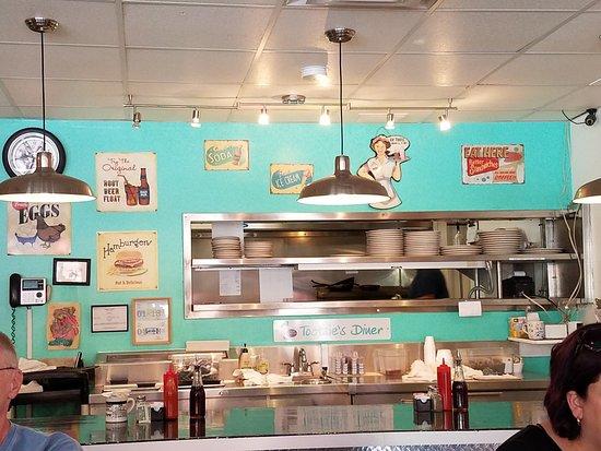 Coraopolis, Pensilvania: Tootsie's Counter