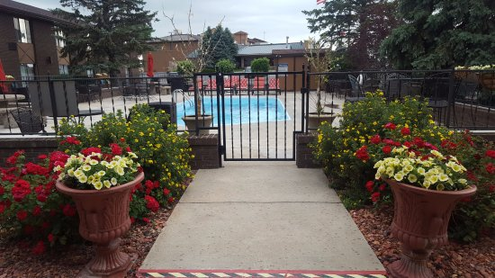Foothills Inn: piscina