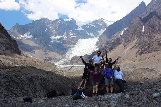 Quilpue, Чили: Tour al Glaciar Juncal