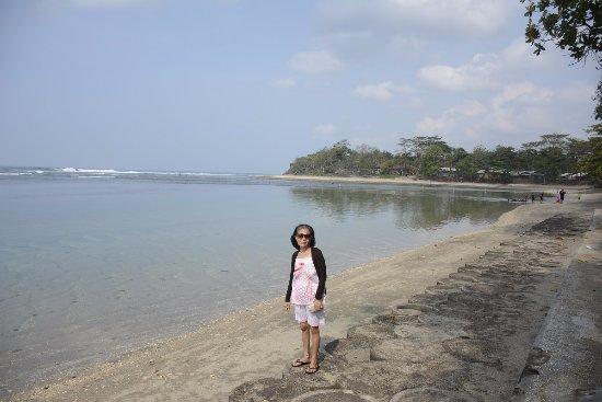 Cipatujah Beach Pinggir Pantai
