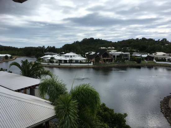 Blue Lagoon Resort: View from our Balcony
