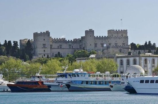 Rhodes Private Half-Day Tour