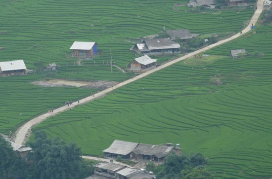 Scenic Sapa Hiking Tour