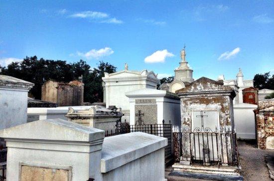 St. Louis Cemetery Tour