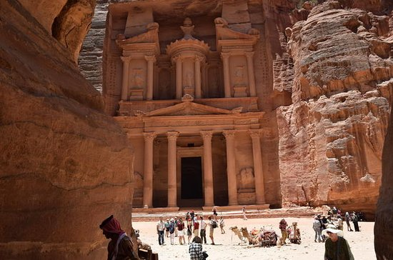 Private Day Trip to Petra and Dead...