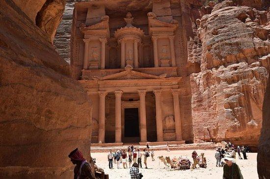 Excursión privada de un día a Petra y...