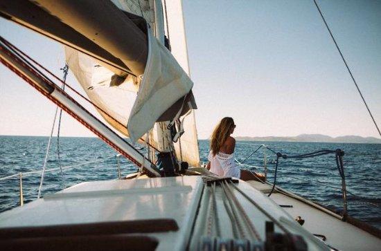 Privat seglingstur från Hvar