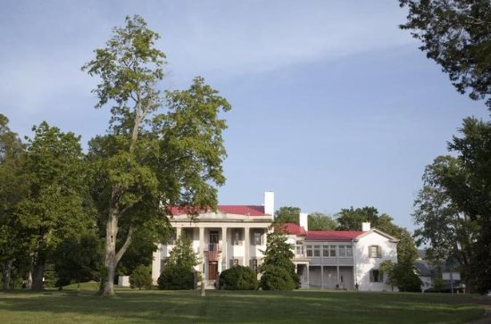Tour delle Belle Meade Plantation
