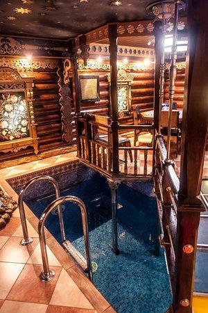 Labirint VIP Sauna