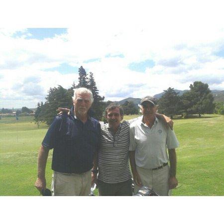 Castillo de Mandl: La Cumbre Golf Club