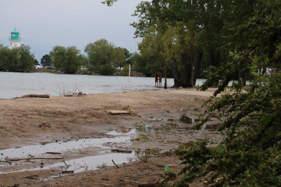 St. Catharines, Kanada: The flooding