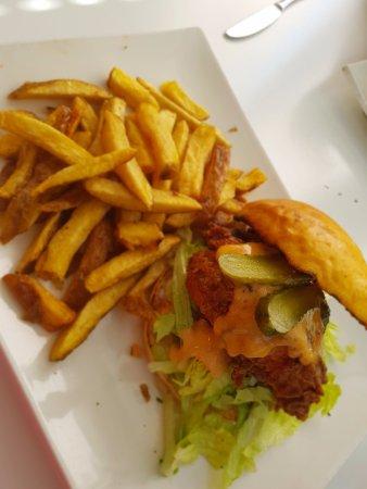 Levin, Νέα Ζηλανδία: Chicken Burger