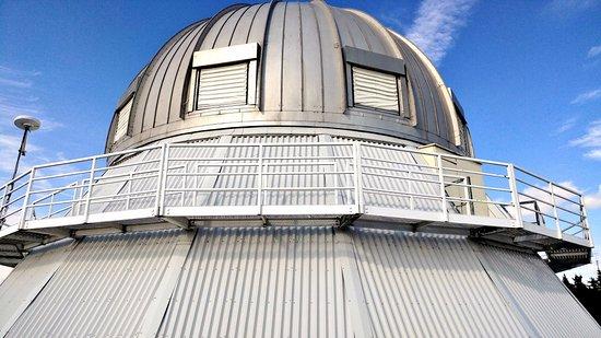 Notre Dame des Bois, Canada: Observatory