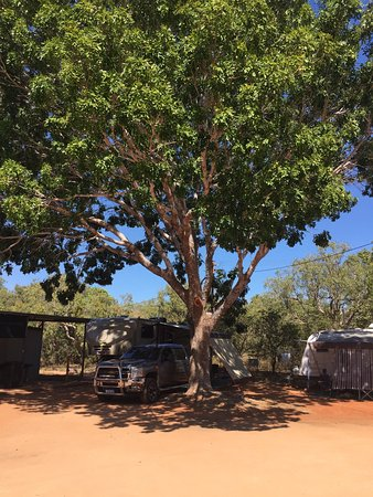 Broome Pistol Club and Overflow Caravan Park