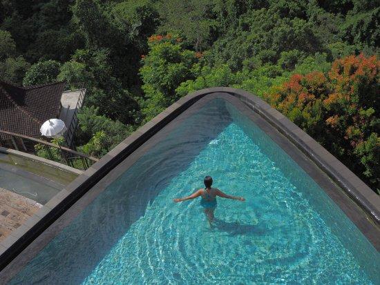 Kamandalu ubud updated 2017 prices reviews photos for Infinity pool ubud