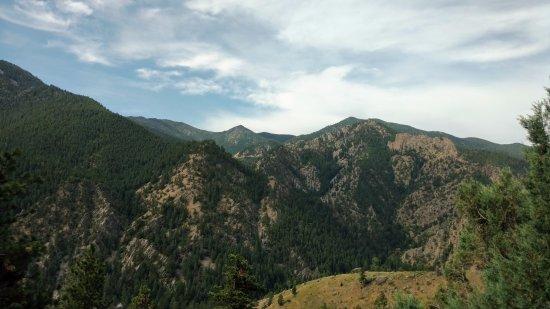 Eldorado Springs, CO: Great view in the Eldorado Canyon trail.