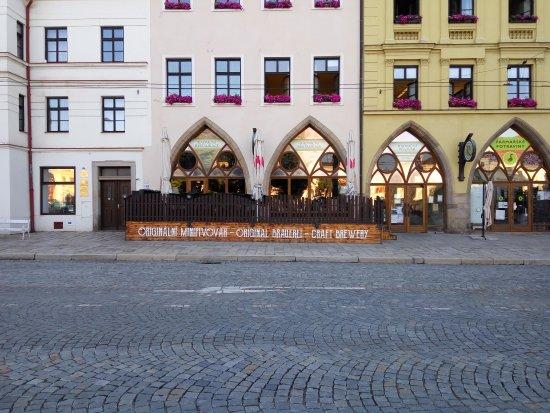 Radniční restaurace a pivovar Jihlava