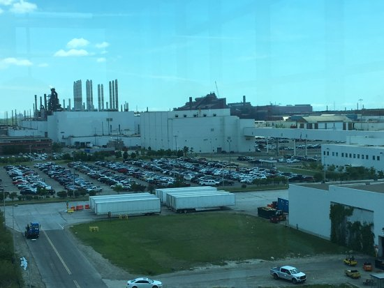 Ford Rouge Factory Tour: Ford Rouge factory