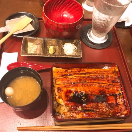 Chuo, Jepang: 中箱 合わせ箱飯