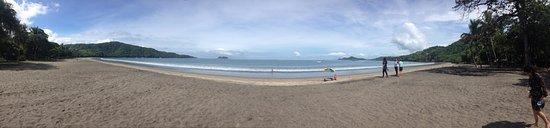 Panoramica de Playa hermosa