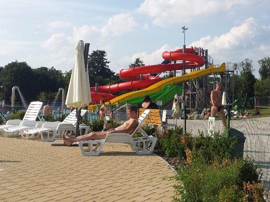 Maškova Zahrada Sportovně rekreační areál
