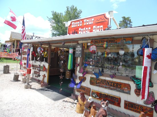 Branson, MO: great lil store