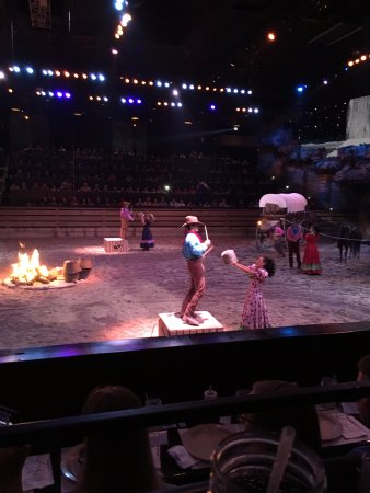 Branson, MO: Dixie Stampede