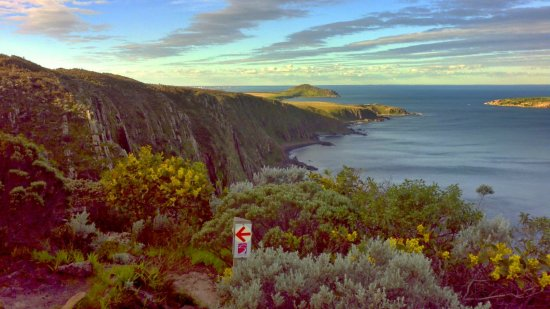 Victor Harbor, Αυστραλία: View to the Bluff