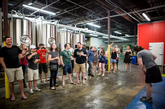 Decatur, GA: Have fun while you learn a little bit about beer, a rewarding combo.