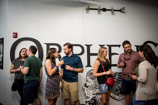 Decatur, Τζόρτζια: Orpheus Brewing near Piedmont Park leads the area with some excellent sours